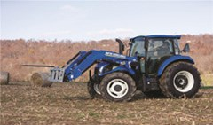 Tractor For Sale:  New Holland Powerstar 110 , 107 HP