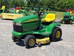Riding Mower For Sale 2001 John Deere LT155 , 22 HP