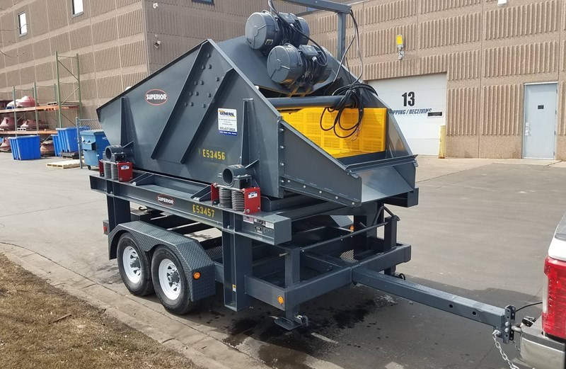 2018 Superior F5101VBDS Washing Equipment For Sale