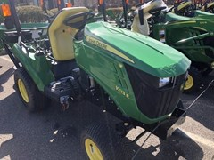 Tractor For Sale 2016 John Deere 1023E