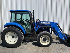 Tractor For Sale 2015 New Holland Powerstar T4.75 , 74 HP