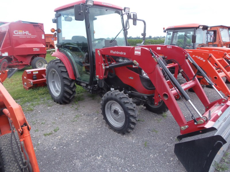 2018 Mahindra 1538 Tractor For Sale