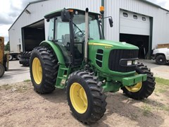 Tractor For Sale 2011 John Deere 6115D , 115 HP