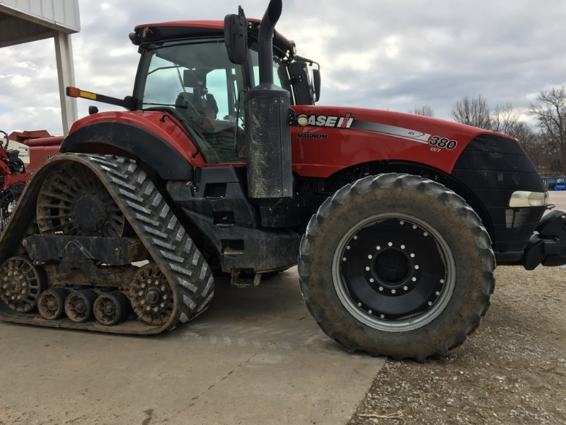 2016 Case IH 380 CVT Tractor For Sale
