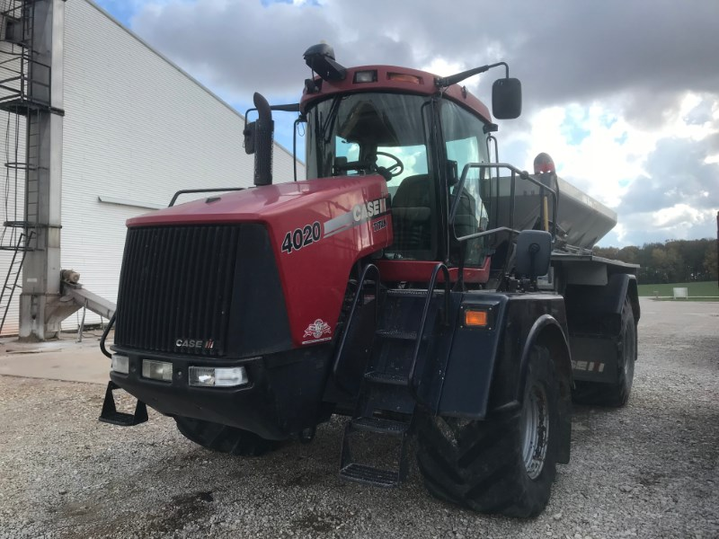 2012 Case IH TITAN 4020 Floater/High Clearance Spreader For Sale