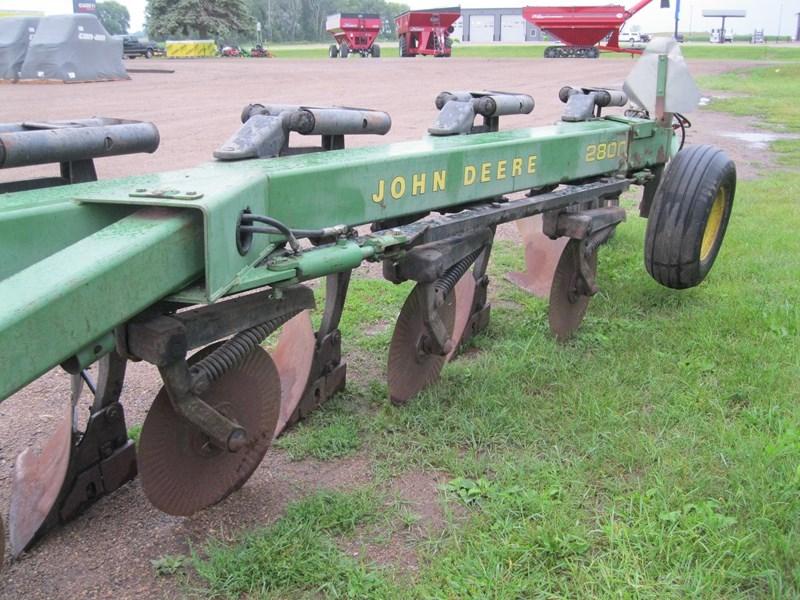 John Deere 2800 Plow For Sale