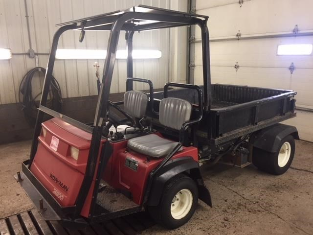 2000 Toro Toro Workman 3200 Utility Vehicle For Sale