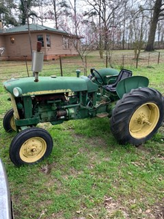 Tractor For Sale 1962 John Deere 1010 , 36 HP