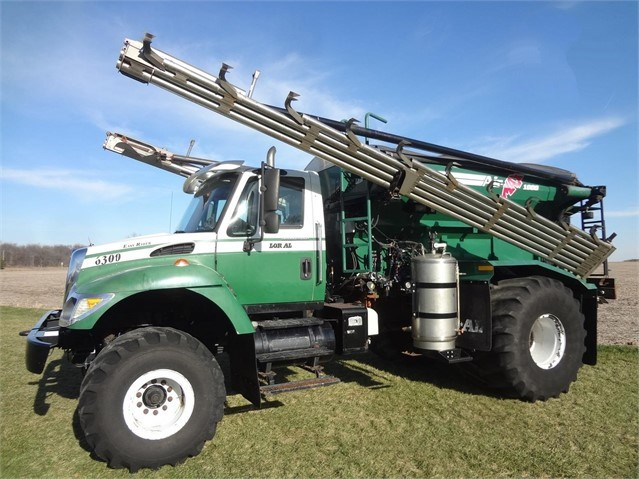 2004 Loral 6300 Floater/High Clearance Spreader For Sale