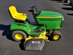 Riding Mower For Sale 2003 John Deere LX277 , 17 HP