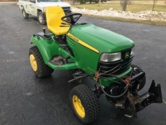 Riding Mower For Sale 2008 John Deere X728 , 27 HP