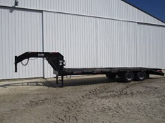 Utility Trailer For Sale 2011 Elite Trailers DOVETAIL 25