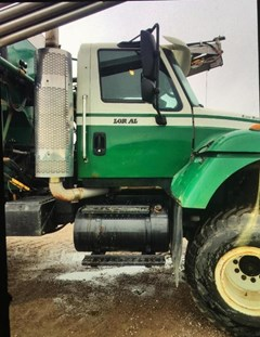 Floater/High Clearance Spreader For Sale 2006 Loral 6400