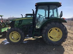 Tractor - Utility For Sale 2017 John Deere 5100E