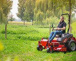 Zero Turn Mower For Sale: Ferris ISX 800Z