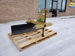 Blade Rear-3 Point Hitch For Sale:  2011 Land Pride RB1560