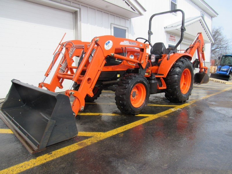 2014 Kioti NX4510 Tractor For Sale