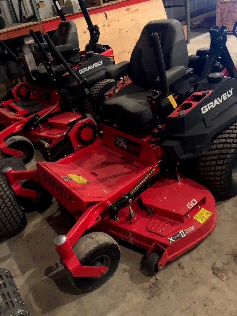 2016 Gravely PT460 Riding Mower For Sale