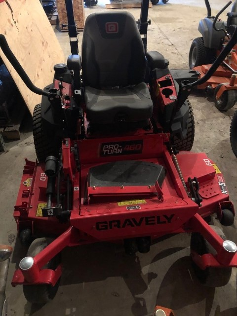2017 Gravely PT460 Riding Mower For Sale