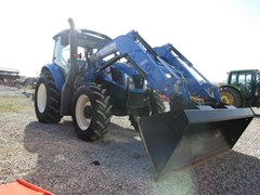 Tractor For Sale 2015 New Holland T4.90 , 73 HP
