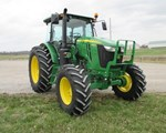 Tractor For Sale2018 John Deere 6135E, 135 HP