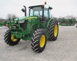 Tractor For Sale2018 John Deere 6120E, 120 HP