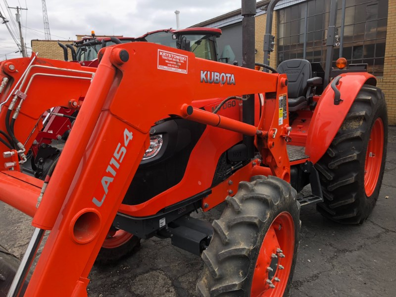 2016 Kubota M7060 Tractor - Compact For Sale