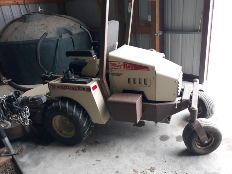 2010 Grasshopper 729 Zero Turn Mower For Sale