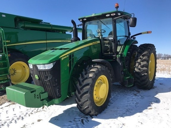 2016 John Deere 8345R Tractor For Sale