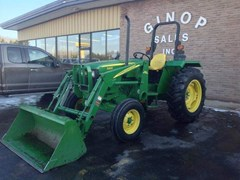 Tractor For Sale:  2008 John Deere 5203 , 56 HP