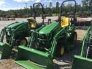 Tractor For Sale:  2016 John Deere 1023E , 23 HP