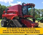 Combine For Sale2011 Case IH 8120