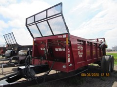 Manure Spreader-Dry For Sale Arts Way U V140 VERT