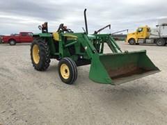 Tractor For Sale 2005 John Deere 5203 , 56 HP