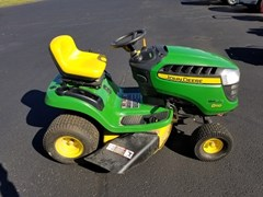 Riding Mower For Sale 2014 John Deere D110 , 19 HP