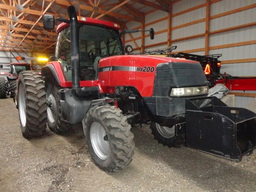Tractor For Sale:  1999 Case IH MX200 , 200 HP