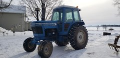Tractor For Sale 1978 Ford 7700 , 95 HP