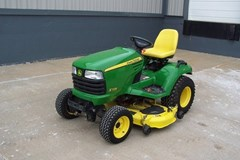 Riding Mower For Sale 2012 John Deere X728 , 25 HP