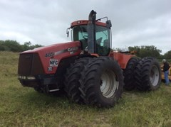 Tractor For Sale 2008 Case IH Steiger 485 , 485 HP