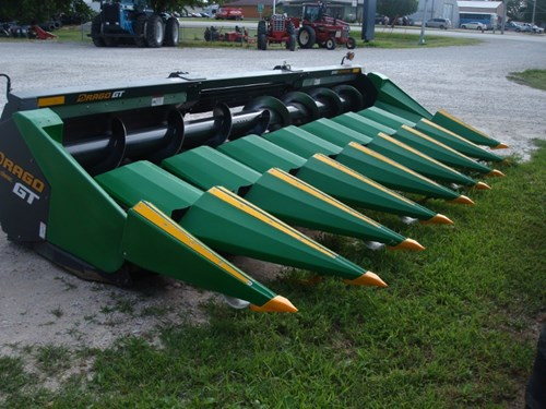 Header-Corn For Sale:  2016 Drago 830