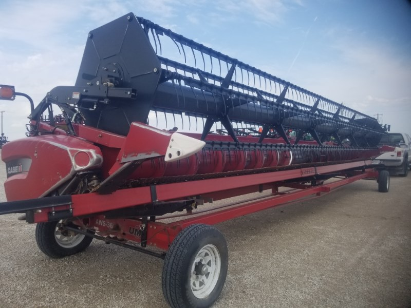 2010 Case IH 2020 Header-Draper/Flex For Sale