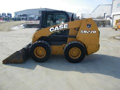 Skid Steer For Sale 2015 Case SR270 , 92 HP