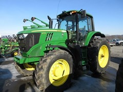 Tractor - Row Crop For Sale 2018 John Deere 6175M , 175 HP