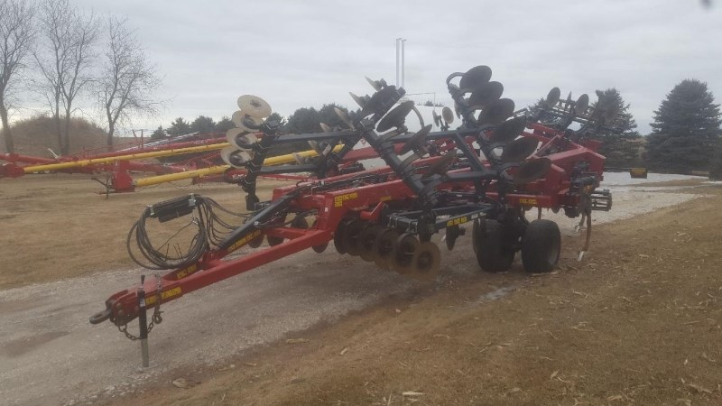 Case IH 875 Disk Ripper For Sale