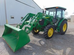 Tractor For Sale 2015 John Deere 5065E , 65 HP