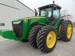 Tractor For Sale 2014 John Deere 8335R , 335 HP