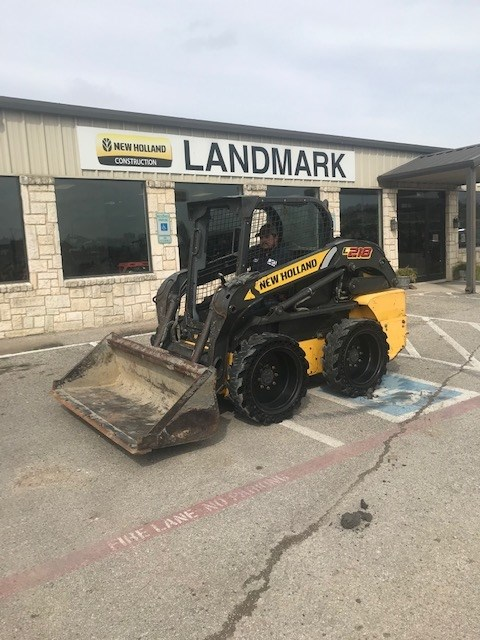 2011 New Holland L218 Skid Steer For Sale