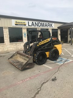 Skid Steer For Sale:  2011 New Holland L218 , 66 HP