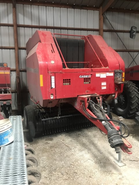 2011 Case IH RB464 Baler-Round For Sale