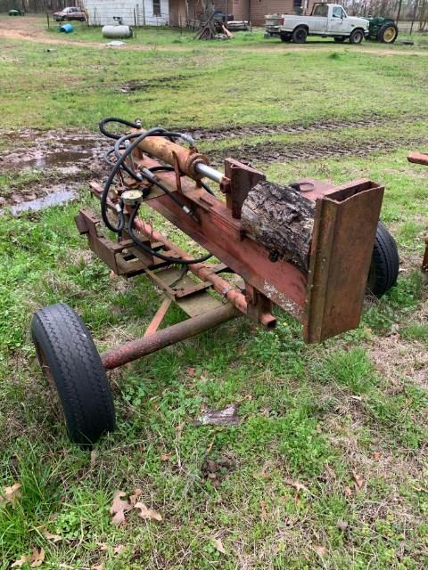 Custom  Log Splitter For Sale